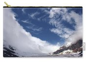 Storm On A Glacier Carry-all Pouch