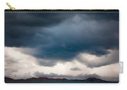 Storm On Karakul Lake Carry-all Pouch