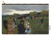 Storm On The Bois De Boulogne Carry-all Pouch