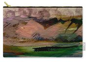Storm On The Mountain Carry-all Pouch