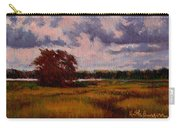 Storm Over Marshes Carry-all Pouch