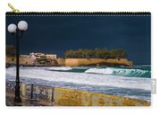 Storm Over The Aegean Carry-all Pouch