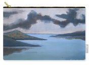 Storm Over The Lake Carry-all Pouch