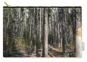 Storm Point Trail Forest Carry-all Pouch