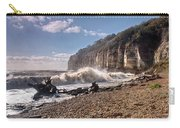 Storm Tide Cliffs End Carry-all Pouch