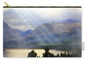 Storms A Coming-lower Two Medicine Lake Carry-all Pouch