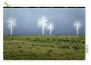 Storms And Halos Carry-all Pouch by Scott Cordell