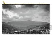 Storms In Contrast Carry-all Pouch