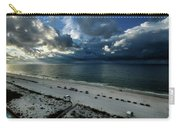 Storms Over The Gulf Of Mexico Carry-all Pouch