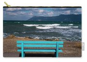 Stormy Aegean Sea Carry-all Pouch