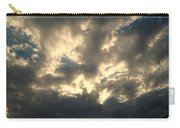 Stormy Clouds Carry-all Pouch