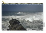 Stormy Day At Sunset Bay Carry-all Pouch