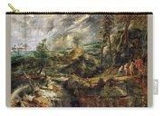 Stormy Landscape -  1625 Peter Paul Rubens Carry-all Pouch