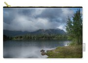 Stormy Morning At Dillon Carry-all Pouch