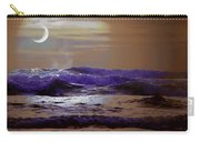Stormy Night Carry-all Pouch by Aaron Berg