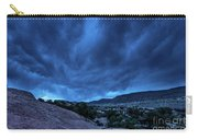 Stormy Night Sky Arches National Park - Utah Carry-all Pouch
