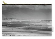 Stormy Oceanside Oregon Carry-all Pouch