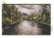 Stormy Streams Carry-all Pouch