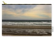 Stormy View Of Nantsaket Beach Carry-all Pouch