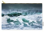 Stormy Waves Carry-all Pouch