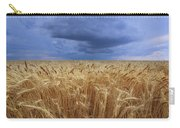 Stormy Wheat Field Carry-all Pouch