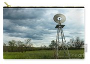 Stormy Windy Windmill Carry-all Pouch