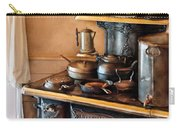 Stove - Breakfast At My Great Grandmothers Carry-all Pouch