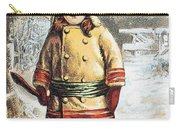 Stove Trade Card, C1890 Carry-all Pouch