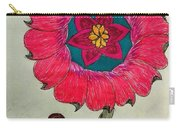 Strange Flower Carry-all Pouch