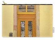 Strasbourg Door 03 Carry-all Pouch