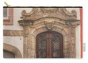 Strasbourg Door 09 Carry-all Pouch