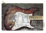 Strat Guitar Fantasy Carry-all Pouch