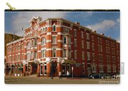 Strater Hotel 1887 Carry-all Pouch