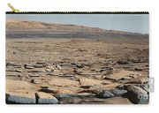Stratified Rock On Mars Carry-all Pouch