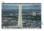 Stratosphere Casino Hotel And Tower Carry-all Pouch
