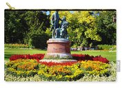 Strauss In Flowers Carry-all Pouch