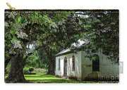 Strawberry Chapel Of Ease Carry-all Pouch