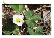 Strawberry Flower 2 Carry-all Pouch