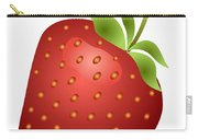 Strawberry Fruit Carry-all Pouch