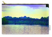 Strawberry Mansion Bridge Across The Schuylkill River Carry-all Pouch