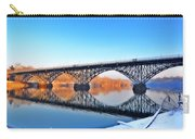 Strawberry Mansion Bridge  Carry-all Pouch