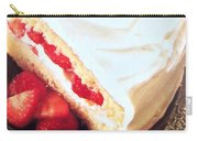Strawberry Short Cake  Carry-all Pouch
