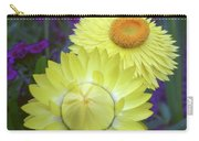 Strawflower Perfection  Carry-all Pouch