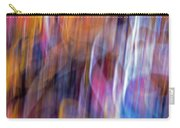 Streaks Of Thread Carry-all Pouch