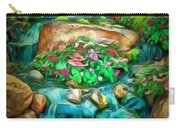 Stream In Ambiance Carry-all Pouch