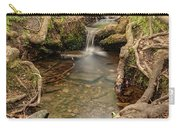 Stream In Judy Woods Carry-all Pouch