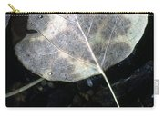 Stream Leaf Carry-all Pouch