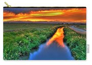 Stream Of Light Carry-all Pouch by Scott Mahon