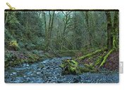 Streaming Through Goldstream Carry-all Pouch