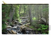 Streaming Through The Trees Carry-all Pouch